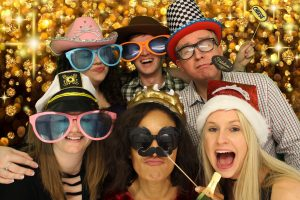 Photo Booth Hire For Christmas Parties