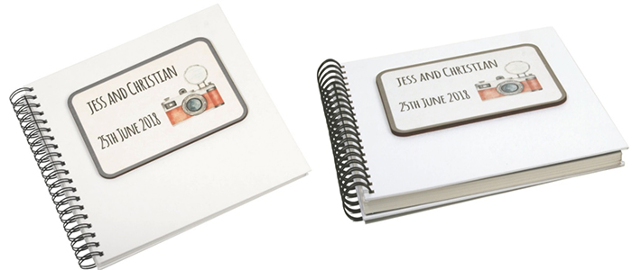 Deluxe Photo Booth Guestbook