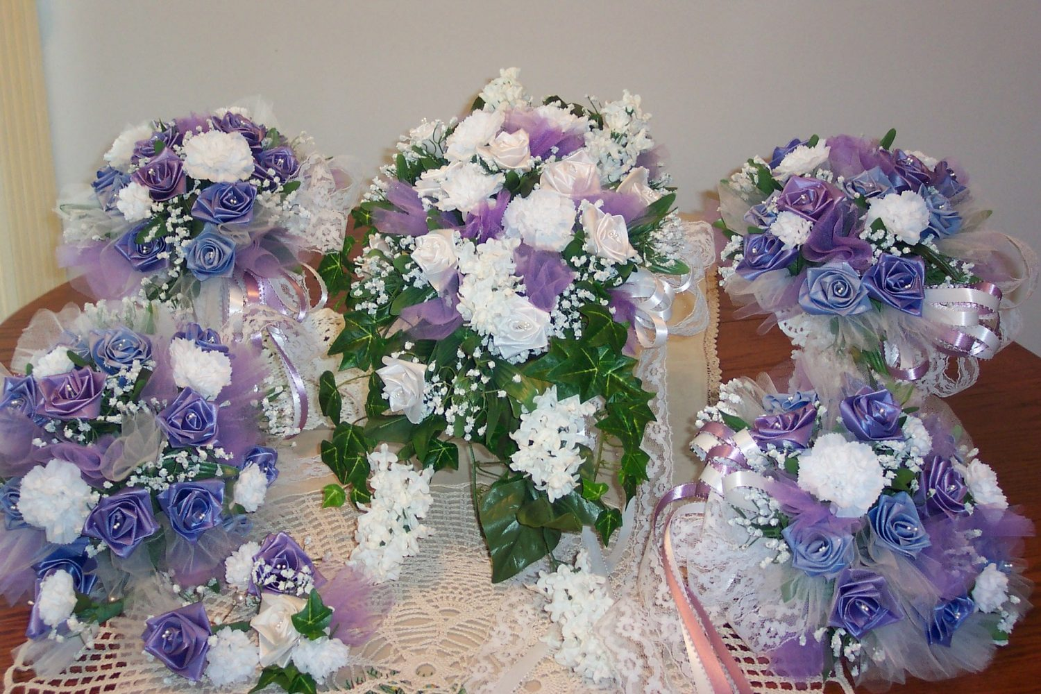 Wedding Colour Schemes: Shades of Purple by Iwantaphotobooth Oxfordshire