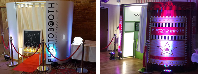 Photo Booth Hire from I Want a Photo Booth Banbury