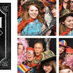 Graduate With A Photo Booth